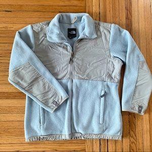 North Face Denali Blue Girls (XL) Fleece Jacket